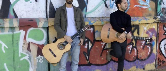 OUTGUITAR – Ein einzigartiges Flamenco-Gitarrenduo