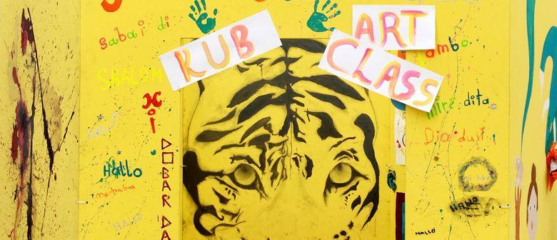 KUB ArtClass: CANCELLED
