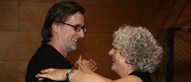 Tanzen für Anfänger-Paare und Fortgeschrittene
