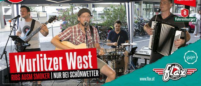 Rock & Ribs mit WURZLITZER WEST (Austro-Pop) in Götzis: ABGESAGT