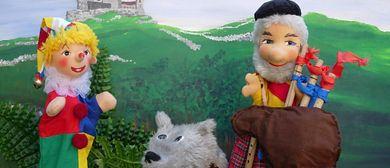 Friedburger Puppenbühne Kasperl und der geheimnisvolle Dudel