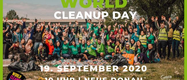 World Cleanup Day in Wien
