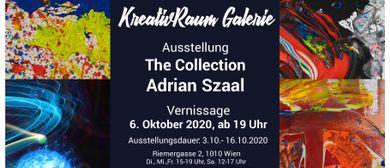 """Ausstellung """"The Collection"""" von Adrian Szaal"""