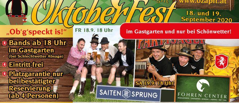 10. Bludenzer OktoberFest (light) im Fohren Center