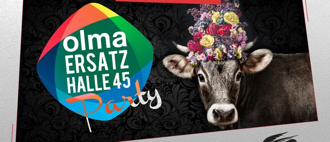 OLMA Halle 45 Ersatz Party