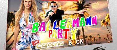 Ballermann Party - Carolina und Kevin Bock LIVE