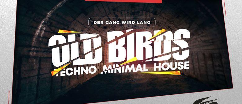 Old Birds - Der Gang wird lang