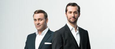 Stefan Leonhardsberger & Martin Schmid - SHOW