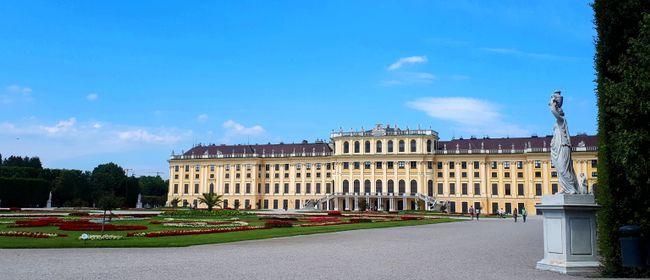 """Führung """"Schloss Schönbrunn mit Bergl Zimmern"""""""