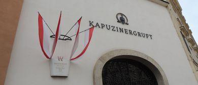 """Führung """"Begräbnisstätten der Habsburger"""""""