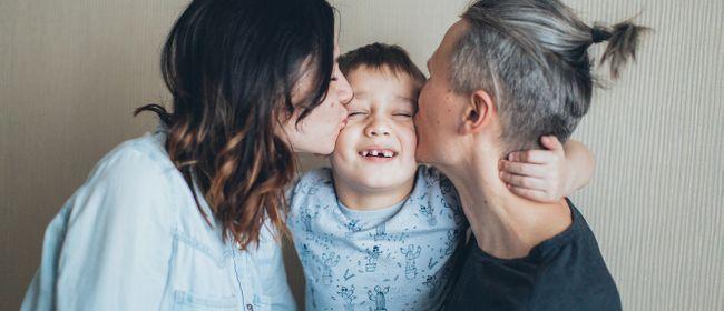 Elternsache - Thema: Kinder brauchen keine perfekten Eltern.: ABGESAGT