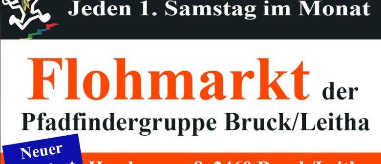 Pfadfinder-Flohmarkt an NEUEM STANDORT