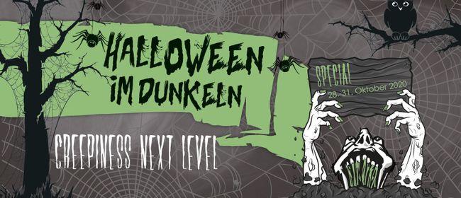 Halloween im Dunkeln 2020