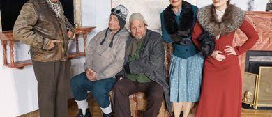 »Drei Männer im Schnee« im Gloria Theater