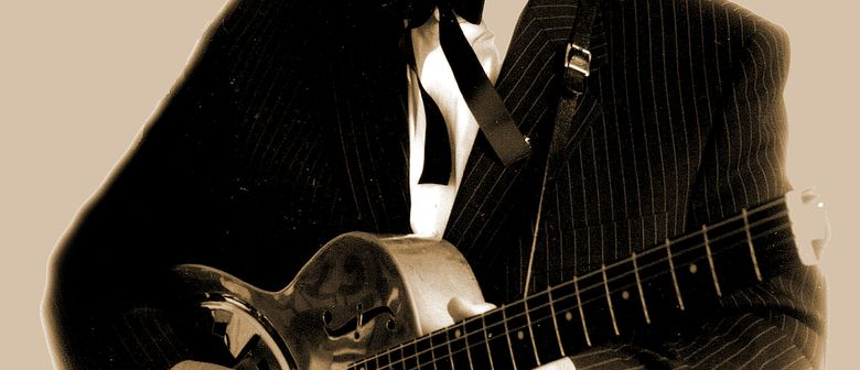 Blues-Legende AL COOK live in der First American