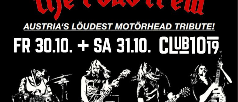 The Röad Crew - Motörhead Tribute Show