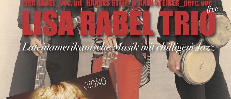Otoño – CD-Präsentation mit dem LISA RABÉL TRIO