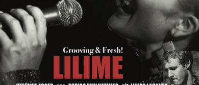 Lilime – SingerSongwriter-Blues-Jazz-Pop