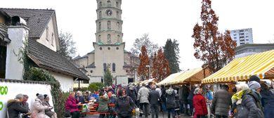 Vorklöschtner Adventmärktle in Bregenz abgesagt