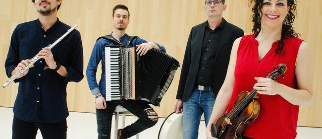 Caminos Nuevos - Neue Wege mit Tango Nuevo & Folklore