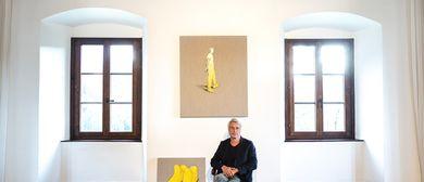 Herbstausstellung von Marco Spitzar: sparkling yellow