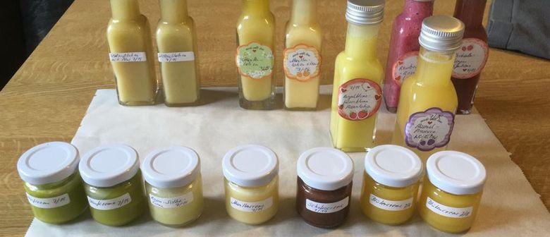 Biologische Hautpflege aus Küche und Garten