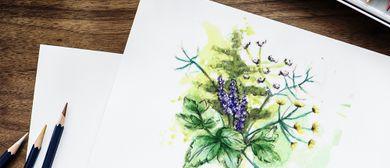 Botanische Zeichnungen –Workshop N°2 mit Stefanie Waldner
