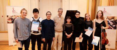Virtuoso Konzert - Klasse von Prof. Thomas Riebl