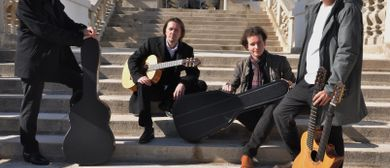 Vienna Guitar Quartet & Sandra La Chispa