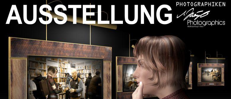 Ausstellung im PensionistInnenklub Leystraße