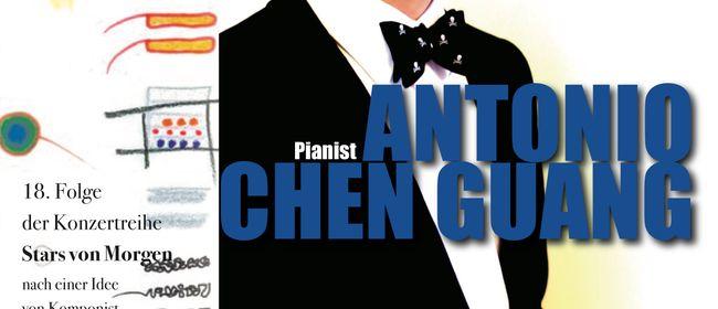 STARS VON MORGEN – Pianist ANTONIO CHEN GUANG