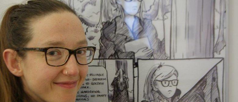 Comic-Workshop: Mach ein Museumsding zum Comic-Helden!: CANCELLED