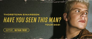 "Thorsteinn Einarsson Live – ""Have You Seen This Man?"""