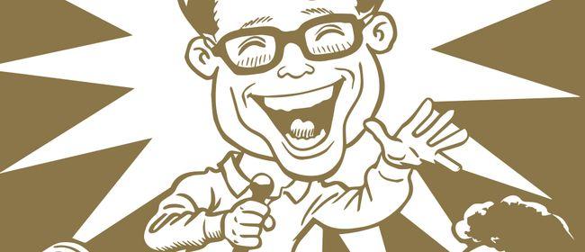 """Weihnachtsshow: """"Dinner & Comedy"""" (3 Comedians): ABGESAGT"""
