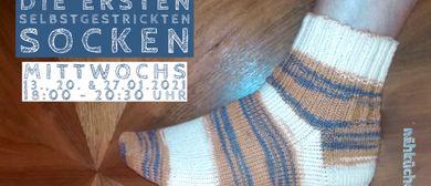 Socken stricken leicht gemacht!
