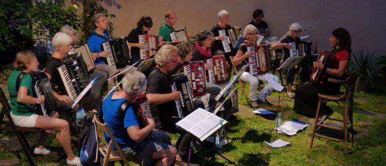 Akkordeonensemble Walletschek - Musikalischer Adventkalender: CANCELLED