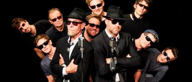 Blues Band Supercharged - A tribute to The Blues Brothers