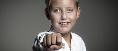 ONLINE - Karate Starke Kids für Kinder von 5 -10 Jahren