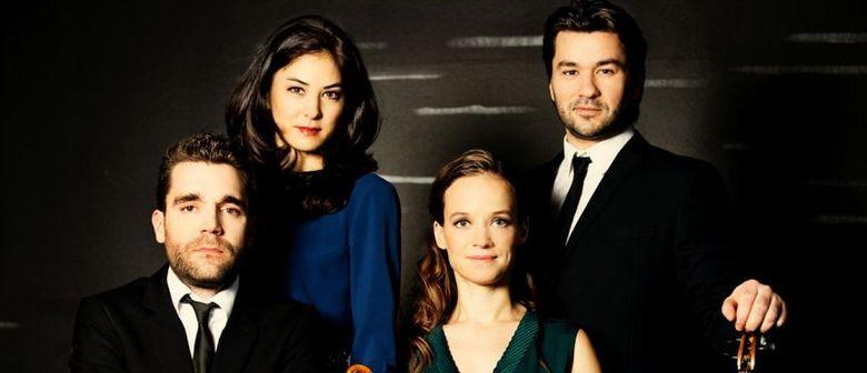 Schubertiade: Minetti Quartett: CANCELLED