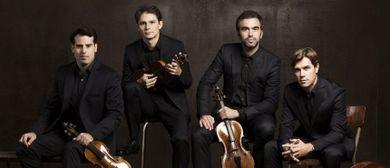 Schubertiade:   Modigliani Quartett , Veronika Hagen: CANCELLED
