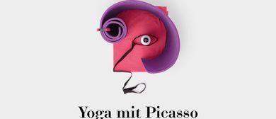 Yoga mit Picasso