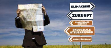 """GLOBAL 2000: Online-Event """"Öko-sozial aus der Krise steuern"""""""