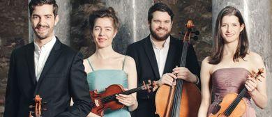 Schubertiade:   Aris Quartett, Kit Armstrong Klavier: CANCELLED