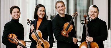 Schubertiade:   Streichquartett der Staatskapelle Berlin