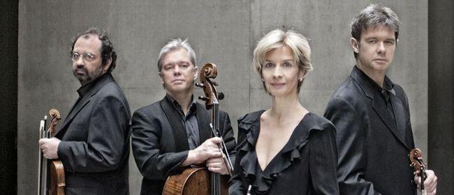 Schubertiade: Hagen Quartett Jörg, Widmann Klarinette