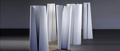 Ausstellungspräsentation: HERBERT GOLSER   Materialgeflüster