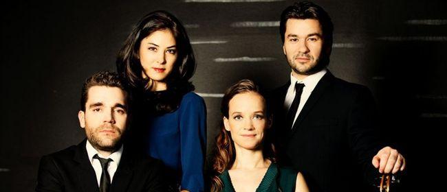Schubertiade: Minetti Quartett Lars, Anders Tomter Viola