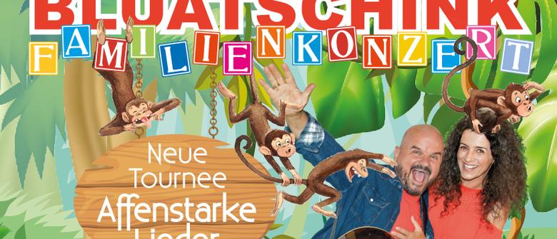 Bluatschink Familienkonzert • Affenstarke Lieder • Götzis