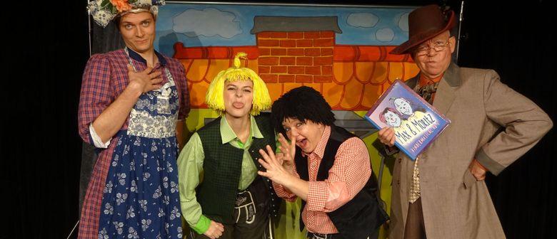 WiKiMu Wiener Kinder Musical - Max und Moritz