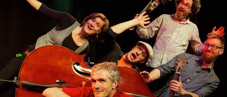 Marko Simsa & die Kokosbusserl-Band